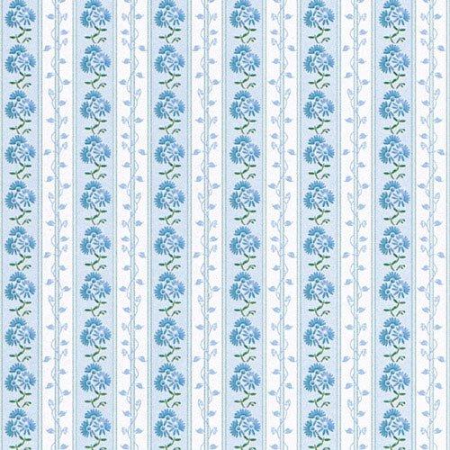 8103 - Blue Aster Wallpaper
