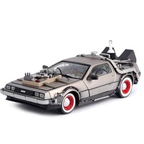 Sun Star SS2712 - DeLorean - Back to the Future Part 111 - (1.18)a