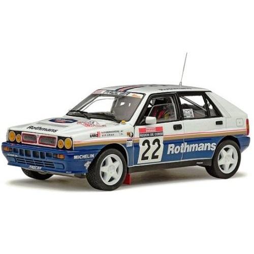 Sun Star SS3122 - Lancia Delta HF Integrale #22 Bernardini Rally Tour de Corse 1990 (1.18)
