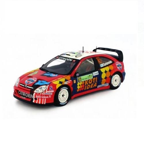 Sun Star SS4422 - CITROEN XSARA WRC #16 T. GARDEMRISTER J. HONKANEN RALLY ARGENTIN  -  Scale 1.18a