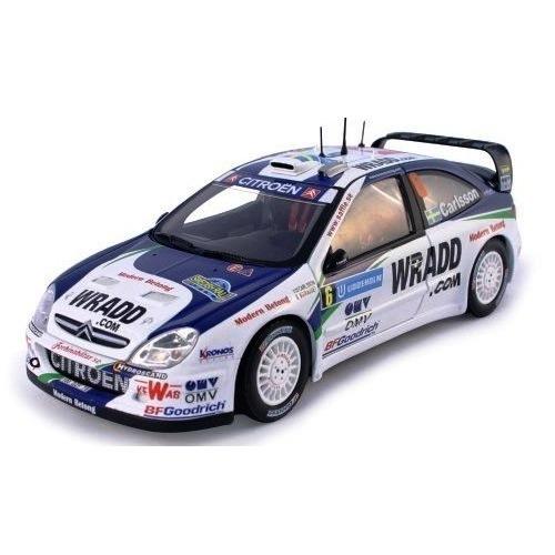 Sun Star SS4426 - CITROEN XSARA WRC OMV KRONOS CARLSSON-GIRAUDET  -  Scale 1.18