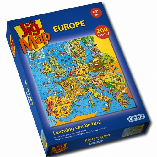GIB1010 - Jigmap Europe