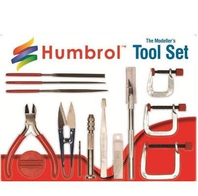 Humbrol AG9159 - Medium Tool Set