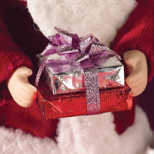 3556 - Two Presents with Pink Bow