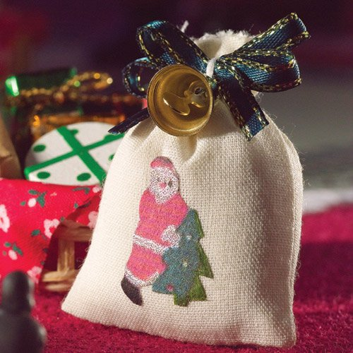 4334 - Santa's Sack with Bell