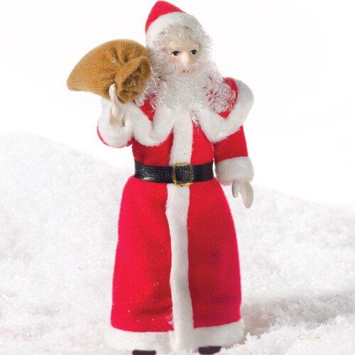 4431 - Jolly Santa Doll