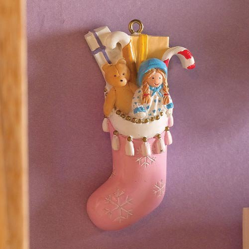 5024 - Daughter's Filled Stocking