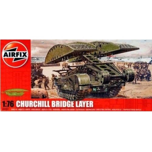 Airfix 04301 - Churchill Bridge Layer - Scale 1.76