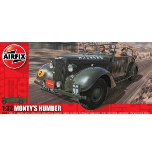 Airfix 05360 - Monty's Humber