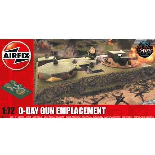 Airfix 05701 - D-Day Gun Emplacement