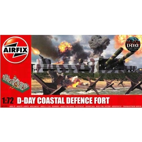 Airfix 05702 - D-Day Coastal Defence Fort