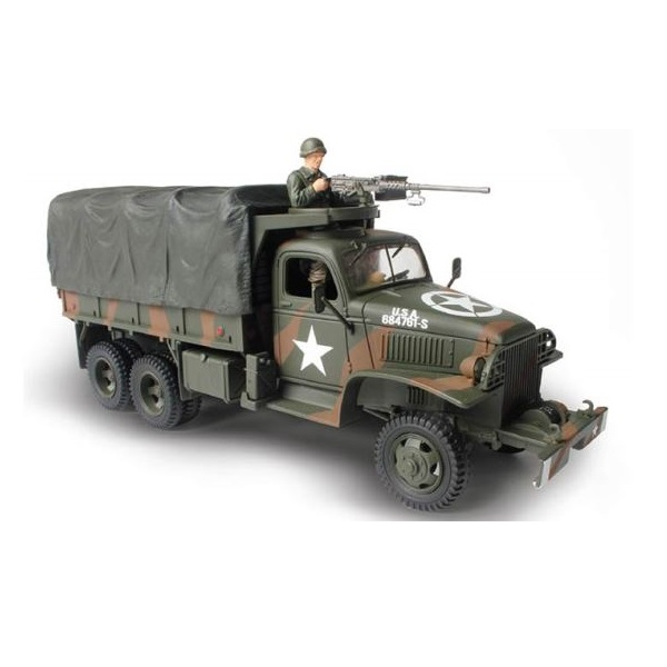 Forces of Valor 80085 - WWII U.S. GMC 2½ Ton Cargo Truck