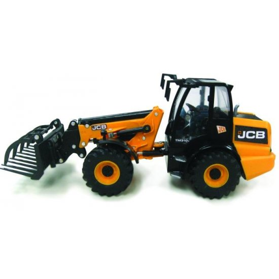 Britains 42556 - JCB 310s Loader - Scale 1.32