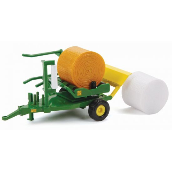 Britains 42882 - Bale Wrapper - Scale 1.32