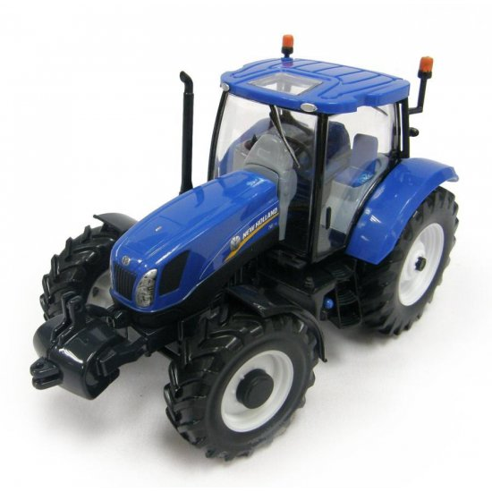 Britains 42895 - New Holland T6175 Tractor - Scale 1.32