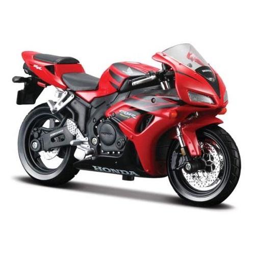 Maisto 07082 - Honda CBR1000RR in Red - Scale 1.18