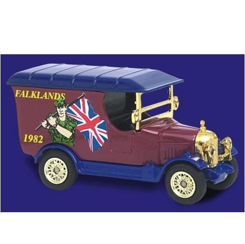 Oxford MIL007 - Morris Bullnose - Falklands