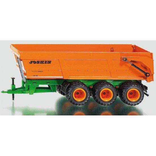 Siku 2892 - Joskin 3-Axle Tipping Trailer - Scale 1.32