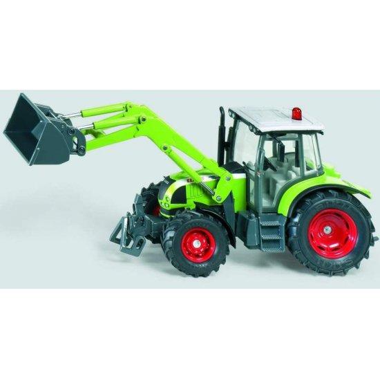 Siku 3656 - Massey Ferguson Tractor W-Loader - Scale 1.32