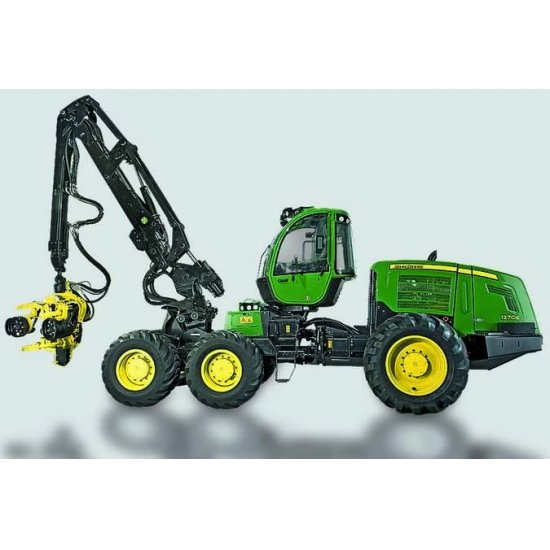 Siku 4059 - John Deere Forrestry Harvester - Scale 1.32