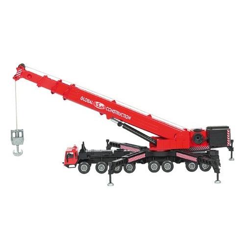 Siku 4311 Global Construction Mega Lifter Crane   1.50
