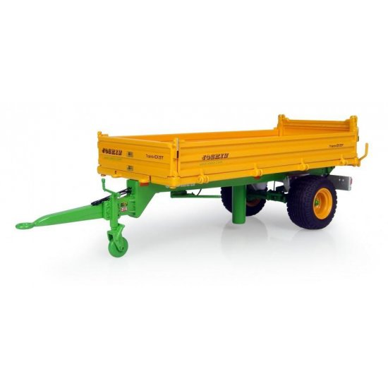 Universal Hobbies 4099 - Joskin Trans-Ex 5T Tipping Trailer - Scale 1.32