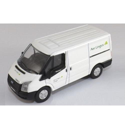 Oxford Aer Lingus Ford Transit Cargo White Rb Modelsrb