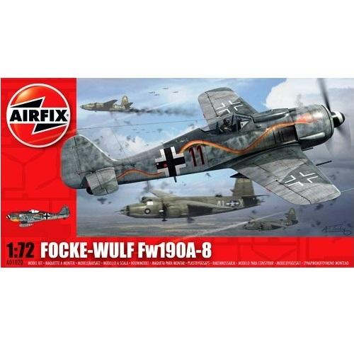 Airfix 01020 - Focke-Wulf Fw 190A-8A