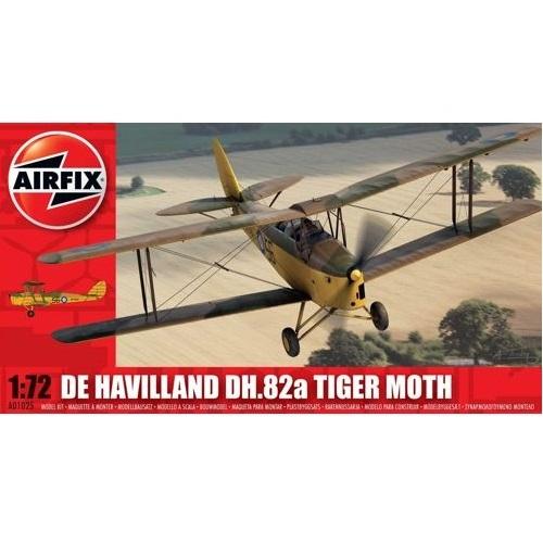 Airfix 01025 - de Havilland DH.82 Tiger Moth (RAF)
