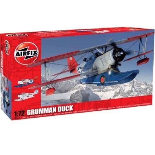Airfix 03031 - Grumman J2F-6 Duck float plane  - Scale 1.72a