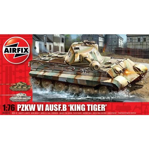 Airfix King Tiger Pzkw V1 Ausf B Rb Models