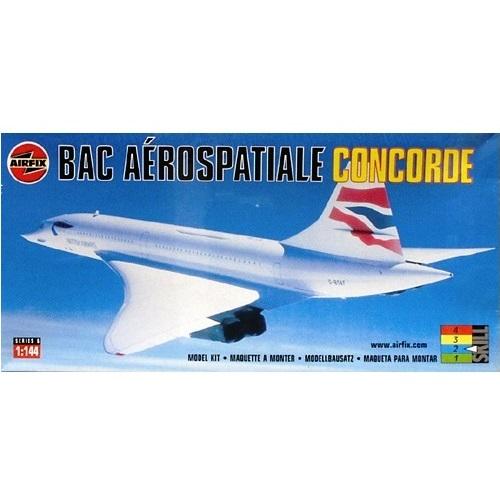 Airfix 06182 - Concorde