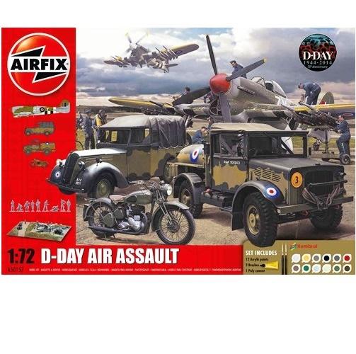 Airfix 50157 - D-Day Air Assault Gift Set