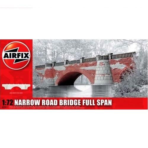 Airfix 75011 - Narrow Road Bridge Full Span - 1.72