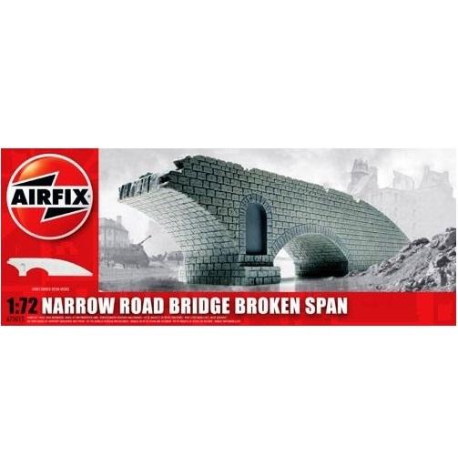 Airfix 75012 - Narrow Road Bridge - Broken Span - 1.72