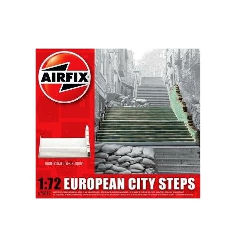 Airfix 75017 - European City Steps - Scale 1.76