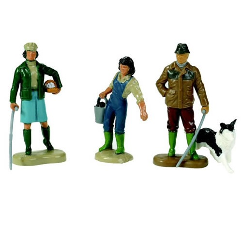Britains 40954 - Farming Family Pack - Scale 1.32