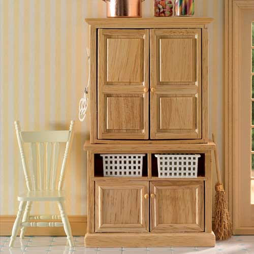 Furniture 3265 - Dresser with Baskets