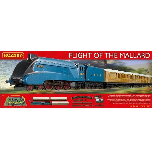 Hornby R1171 - Flight of the Mallard - 00 Gauge