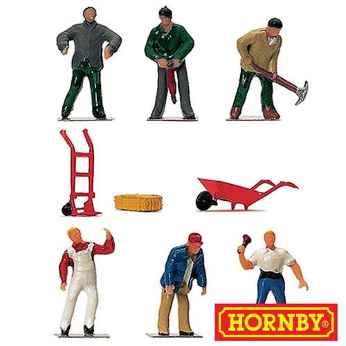 Hornby R563 Working People 00 Gauge Rb Modelsrb Models