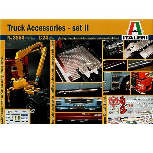 Italeri 3854 - Truck Accessories Set - Scale 1.24