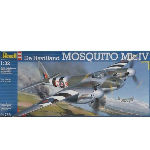 Revell 04758 - de Havilland Mosquito Mk 1V
