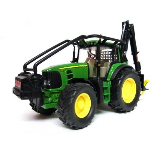 Siku 4063 - John Deere Forestry Tractor - Scale 1.32