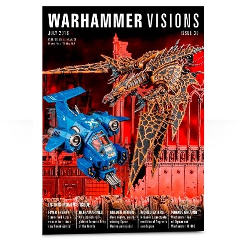 Visions Issue 30 - July 2016