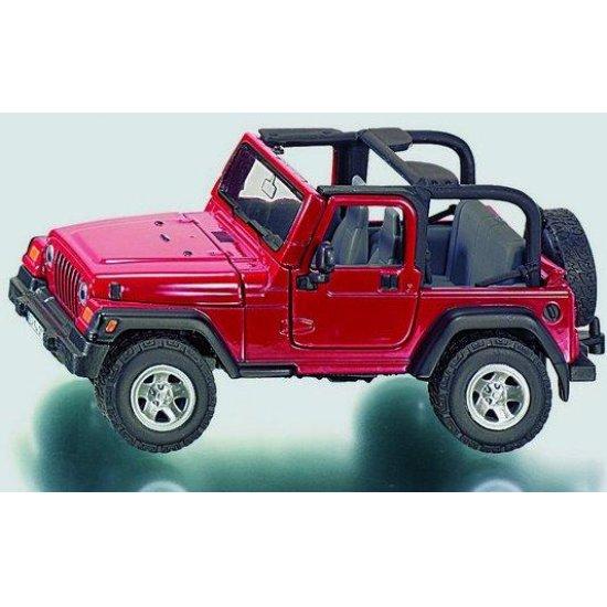 Siku 132 1:32 Jeep Wrangler Sonstige Spielzeugautos & Zubehör