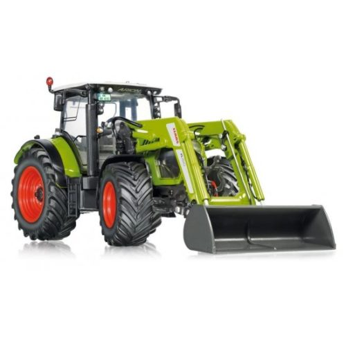 Wiking 7325 – Claas Arion 650 with Front Loader – 1:32