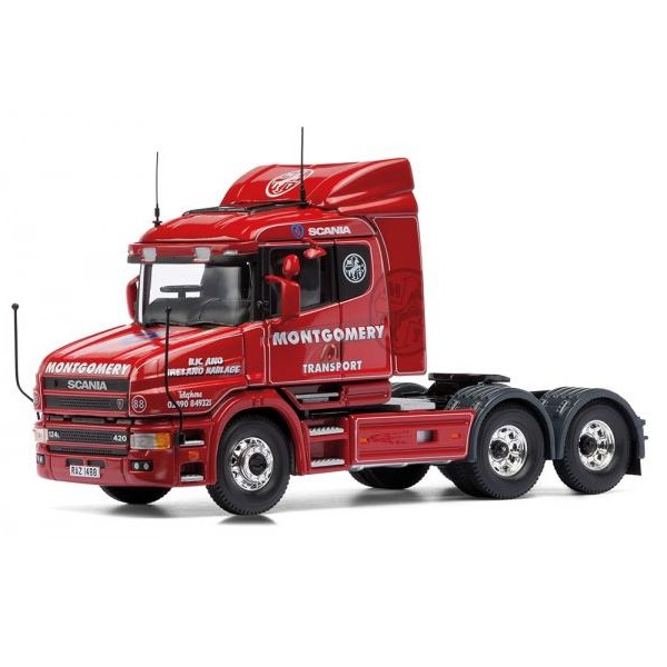 Corgi 12839 - Scania T Cab - Montgomery