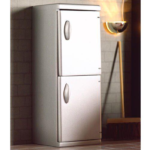 DH 5173 - Silver Fridge Freezer
