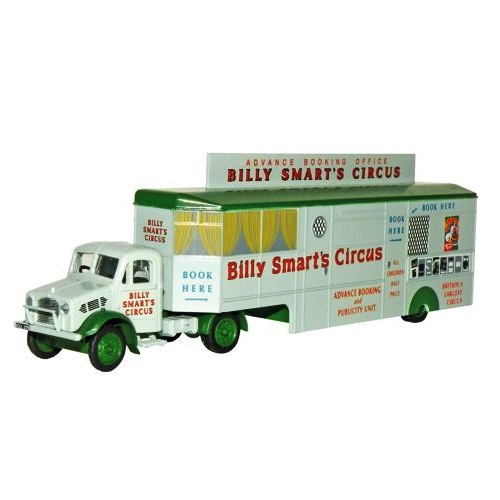 Oxford 76BD013 - Bedford OX Booking Office Billy Smarts