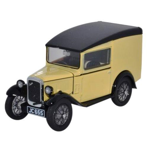 Oxford ASV001 - Austin Seven RN Van Primrose